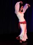 Bauchtanz orientalischer Tanz von Linda Mameri. Foto Marie Tabuena