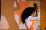 Linda Mameri. Tanzlehrerin. Tänzerin. Orientalischer Tanz / Bauchtanz in Hamburg. Foto: Eric Meyer Foto: Eric Meyer