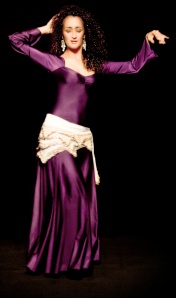 Linda Mameri - orientalischer Tanz Bauchtanz Hamburg - Fotos Christine Neumann