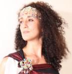 Linda Mameri Tänzerin Tanzlehrerin Choreografin orientalischer Tanz Hamburg